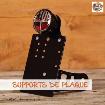 Supports de plaque